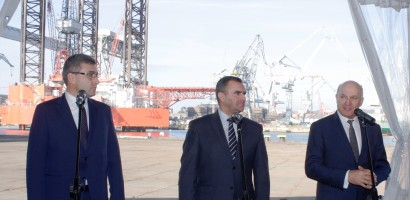 Polish shipyards to modernise drilling rig for the B8 field